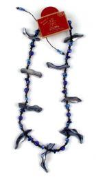 Outlet Bisutería hippie - Collar cuentas, conchas CCU2 - Modelo M1