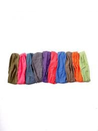 Striped headband CEHC02 to buy wholesale or detail in the category of Hippie Clothing for Women.