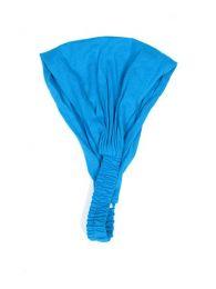 Cinta del pelo elástica Mod Azul
