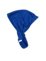 Cinta del pelo elástica Mod Azul os