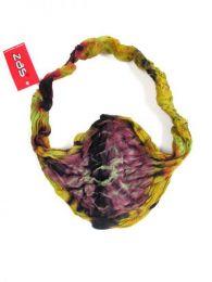 Bandeaux pour les cheveux - Ruban-ruban de teinture large avec élastique [CEJU02] à acheter en gros ou en détail dans la catégorie des accessoires hippies alternatifs.