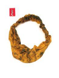 Cinta-Banda Tie Dye ancha con elástico CEJU02 para comprar al por mayor o detalle  en la categoría de Outlet Hippie Étnico Alternativo.
