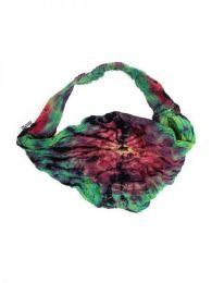 Cinta-Banda Tie Dye ancha con elástico CEJU02 para comprar al por mayor o detalle  en la categoría de Ropa Hippie Alternativa para Mujer.