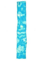 Double Tie Dye Hair Band-Headband CEJU04 to buy in bulk or in detail in the category of Alternative Hippie Accessories.