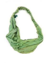 Cinta, banda, felpa, diadema Mod Verde