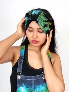 Turbante Cinta Tie Dye ancha [CEPN01]. Cintas pelo / Máscaras para comprar al por mayor o detalle  en la categoría de Complementos y Accesorios Hippies  Alternativos  | ZAS.