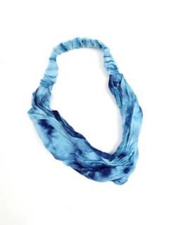 Cinta-Banda Tie Dye ancha con elástico CEPN02 para comprar al por mayor o detalle  en la categoría de Accesorios de Moda Hippie Bohemia | ZAS.