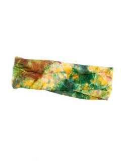 Cinta-Banda para el pelo Tie Dye,  para comprar al por mayor o detalle  en la categoría de Complementos y Accesorios Hippies  Alternativos  | ZAS. [CEPN03]