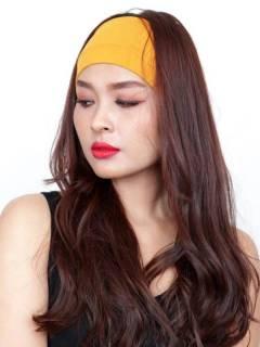 Cinta-Banda para el pelo Lisa para comprar al por mayor o detalle  en la categoría de Accesorios de Moda Hippie Bohemia | ZAS  [CEPN05] .