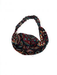 Printed hair band CESN01 to buy in bulk or in detail in the category of Alternative Hippie Accessories.