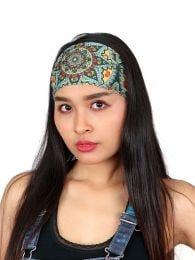 Printed headband to buy wholesale or detail in the Bohemian Hippie Fashion Accessories category | ZAS [CESN01].