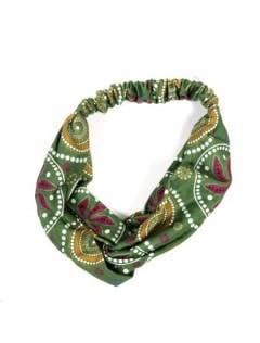 Cross Printed Headband, to buy wholesale or detail in the Bohemian Hippie Fashion Accessories category | ZAS. [CESN02]