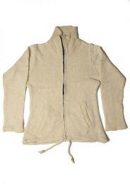 Chaqueta de lana alternativa. Mod Crudo