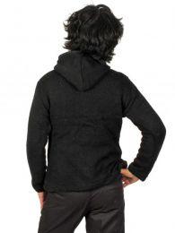 Abrigo de lana Alternativo. detalle del producto