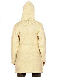 Abrigo de lana ochos Alternativo. detalle del producto