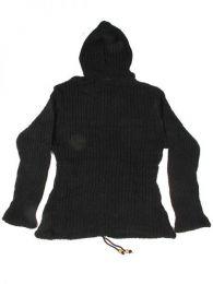 Sudadera de lana Alternativa. detalle del producto