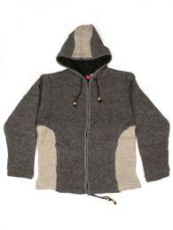 Chaqueta de lana Alternativa. Mod Gris