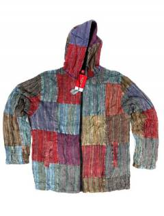 Hippie Patchwork Jacket CHEV08 to buy wholesale or detail in the category of Piercing Dilators Horn and Bone.