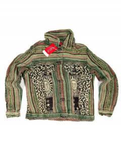 Giacca di jeans etnico CHEV21 da acquistare all'ingrosso o dettaglio nella categoria Gioielli hippy etnici alternativi.