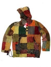 Hippie Patchwork sweatshirt. CHHC30 to buy wholesale or detail in the category of Alternative Hippie Accessories.