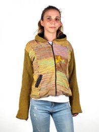 Sudaderas chicas - Sudadera de punto de algodón CHHC37.