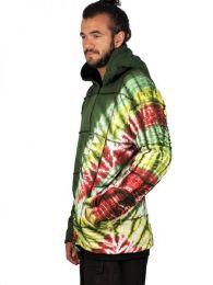 Chaqueta hippie de algodón detalle del producto