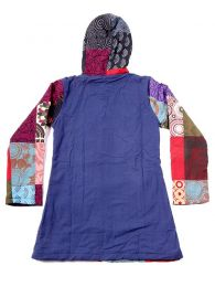 Chaquetas/ Abrigos - Abrigo de parches loneta diseño CHHC45.