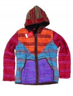 Veste d'hiver rayée délavée CHHC51 à acheter en gros ou détail dans la catégorie Alternative Hippie Accessories.