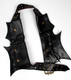 Cartuchera cuero multibolsillos. cinturón con bolsillos tipo cartuchera CIBG05 para comprar al por mayor o detalle  en la categoría de Complementos y Accesorios Hippies  Alternativos  | ZAS.