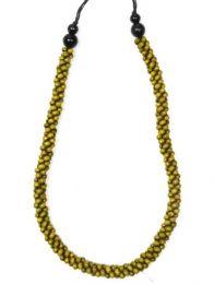 Cinto de bolas de colores engarzadas CIBOU01 para comprar al por mayor o detalle  en la categoría de Accesorios de Moda Hippie Bohemia | ZAS.