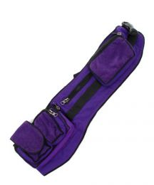 Cinto multibolsillos regulable Mod Morado