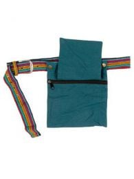 cartuchera hippie cinto multicolor detalle del producto