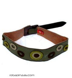 Cinturón algodón detalle del producto