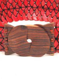 Cinturón ancho de estilo detalle del producto