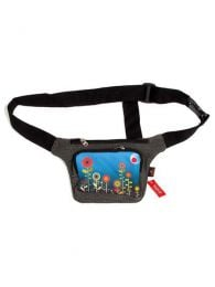 Retro compact 70up fanny pack CIUP01 to buy in bulk or in detail in the category of Alternative Hippie Accessories.