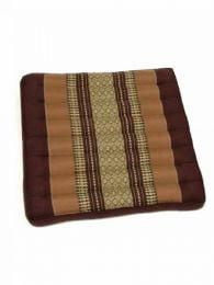 Pillows and Mattresses Kapok Thailand - Large ethnic Kapok Thai cushion [CJMO01] to buy in bulk or detail in Handicrafts category.