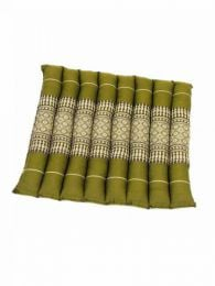 Thai ethnic Kapok cushion normal CJMO02 to buy wholesale or detail in the Alternative Ethnic Decoration category. Incense and Displays | ZAS Hippie Store.