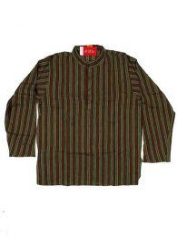 Camisa de algodón de Mod Verde cl