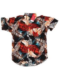 Camisas de Manga Corta - Camisa de hombre de manga CMEK02 - Modelo M1