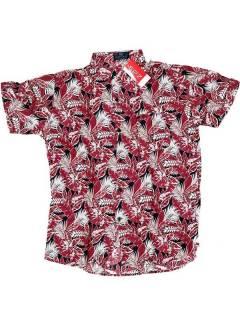 Camisa de rayón con estampados de flores CMEK03 para comprar al por mayor o detalle  en la categoría de Outlet Hippie Etnico Alternativo | ZAS Tienda Hippie.