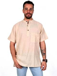 CMEV03 plain mao hippie shirt to buy wholesale or detail in the category Hippie and Alternative Clothing for Men | ZAS Hippie Store.