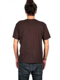 Camiseta de manga corta de detalle del producto