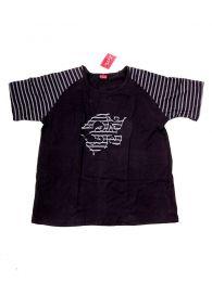 Camisetas T-Shirts - Camiseta de manga corta con CMEV11 - Modelo Negro