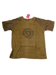 Camisetas T shirts - Camiseta de manga corta con CMEV12 - Modelo Verde