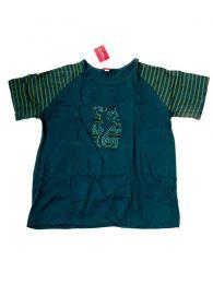 Camiseta Espiral Gecko, para comprar al por mayor o detalle  en la categoría de Bisutería y Plata Hippie Étnica Alternativa | ZAS Tienda Online.[CMEV13]