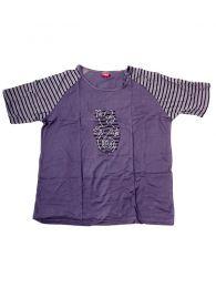 Camisetas T shirts - Camiseta de manga corta con CMEV13 - Modelo Gris
