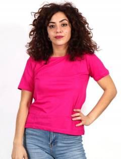 Camisetas Blusas y Tops - Camiseta de manga corta básica CMEV14.