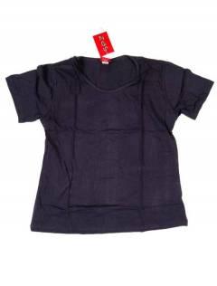 Camisetas Blusas y Tops - Camiseta de manga corta básica CMEV14 - Modelo Gris