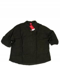 Camisetas Blusas y Tops - Camisola camisa amplina de CMEV15 - Modelo Verde
