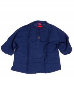 Camisetas Blusas y Tops - Camisola camisa amplina de CMEV15 - Modelo Azul